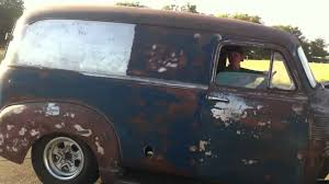 1955 Chevy Panel Truck Second Drive Fail - YouTube Projects 57 Chevy Panel Truck Build The Patch Page 4 Ultra Rare 1957 Gmc 100 Napco With 6700 Original 55 Panel Truck By Vondude On Deviantart Check Out This 1955 Chevrolet Van 600 Hp Of Duramax Power 4719551 Suburban Bolton S10 Frame Swap Youtube Chevy Other Pickups Photo 6 Used For Sale In The Classic Handbook Hp 1534 How To Rod Rebuild Jim Carter Parts
