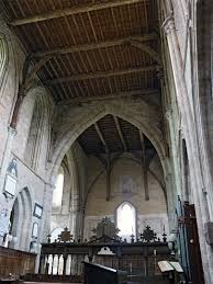 100 Wooden Ceiling Photographs Of Dore Abbey Herefordshire England