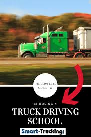 100 Area Truck Driving School The Complete Guide To Choosing A