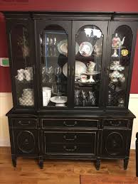 best 25 refinished china cabinet ideas on china