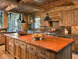 Full Size Of Kitchenrustic Kitchen Designs Small Rustic Style Industrial Home Decor
