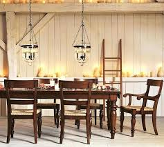 Pottery Barn Dining Room Sets Attractive Traditional
