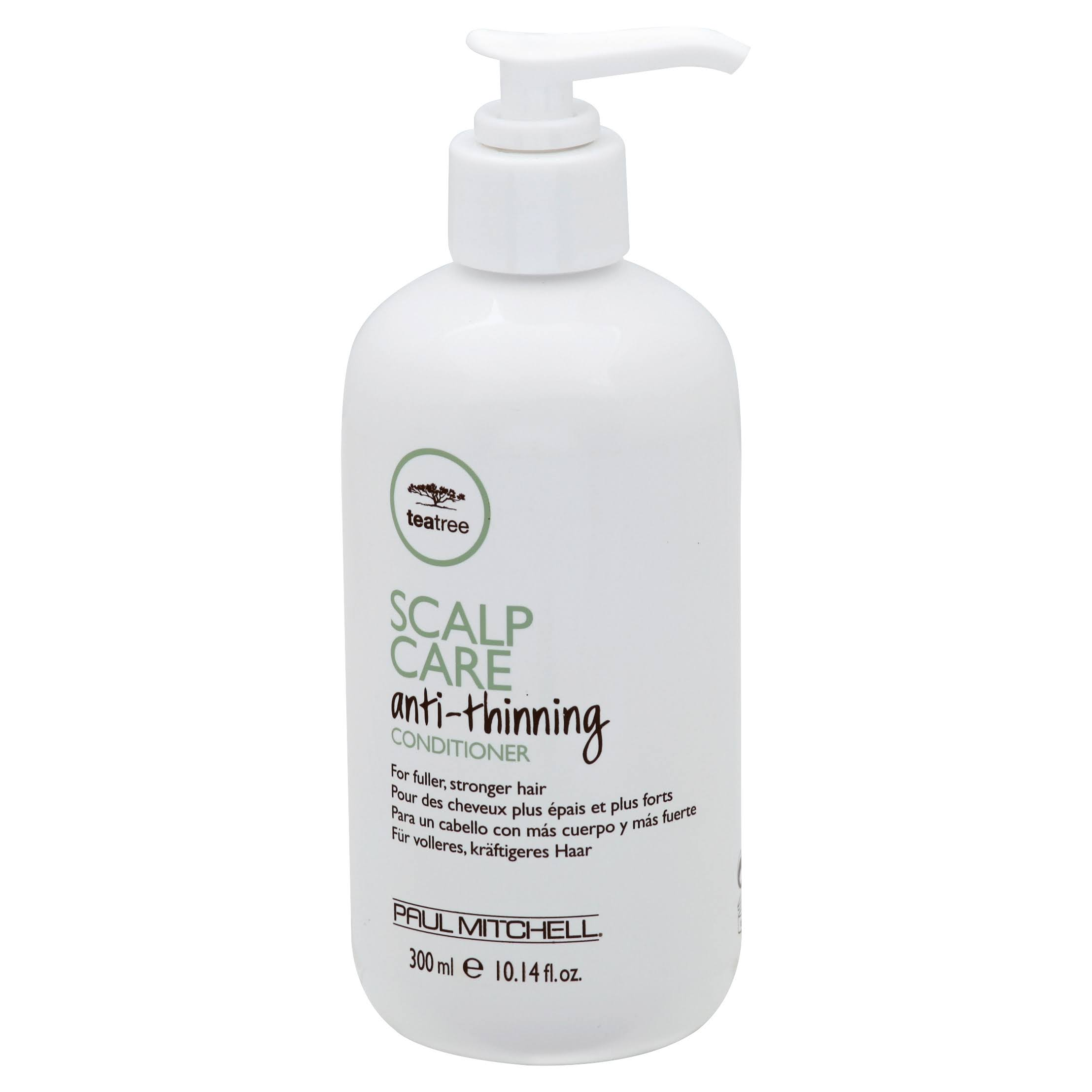 Paul Mitchell Tea Tree Scalp Care Anti-Thinning Conditioner - 10.14oz