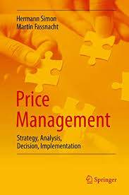 price management strategy analysis decision implementation