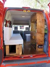 18 Best Diy Cargo Van Conversions Ideas