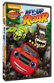 100 Monster Truck Dvd Blaze And The Machines Rev Up And Roar Available Today On