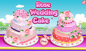 Best Cake Decorating Blogs by Rose Wedding Cake Game Android Apps On Google Play