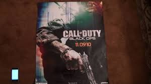 Call of Duty Black Ops Poster Secrets HD