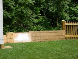 Decorative Garden Fence Home Depot by Fence Home Depot Fencing Lowes Fence Panels Home Depot Wood