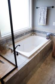 54 X 27 Bathtub With Surround by Best 25 Drop In Tub Ideas On Pinterest Bathtub Shower Combo