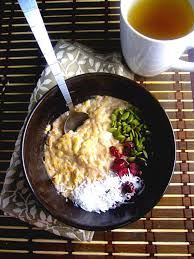 Toasting Pumpkin Seeds In Microwave coconut cranberry and pumpkin seed microwave oatmeal a taste of