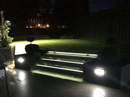 outdoor lighting outdoor landscape led lighting leafywallet