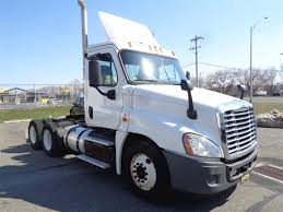 2014 Freightliner Cascadia Day Cab Truck For Sale - Elizabeth, NJ ... Used 2012 Freightliner Scadia Day Cab Tandem Axle Daycab For Sale Cascadia Specifications Freightliner Trucks New 2017 Intertional Lonestar In Ky 1120 Intertional Prostar Tipper 18spd Manual White For 2018 Lt 1121 2010 Kenworth T800 Ca 1242 Mack Ch612 Single Axle Daycab 2002 Day Cab Rollback Daycabs La Used Mercedesbenz Sale Roanza 2015 Truck Mec Equipment Sales