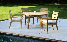 Amazing Outdoor Teak Chairs Cleaning Modern Teak Outdoor Furniture