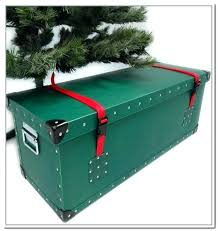 Christmas Tree Storage Tote Clear Containers At Iris