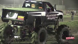 Gettin Right Mega Truck Tug O War- Michigan Mud Jam 2015 | Must See ...