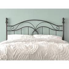 Value City Furniture Headboards King by Metal King Headboard Only With Regard To Perfect Verdi Size
