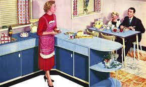 1950s Vintage Accessories For Your Home Formica Advertisement
