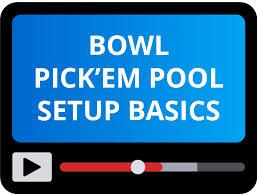 fice Football Pool Hosting College Football Pools Bowl