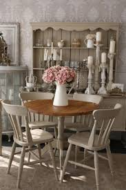 shabby chic dining room chairs modern glass dining set pine