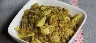 recette boursin cuisine poulet poulet et ebly au boursin recettes cookeo