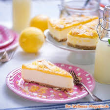 low carb zitronen joghurt torte ohne backen rezept ohne zucker