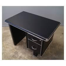 bureau strafor strafor industrial desk in steel and aluminum 1950s design market
