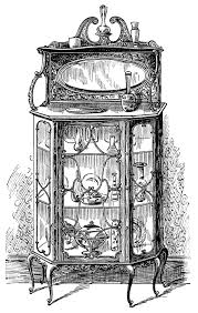 Victorian Furniture Illustration, Black And White Graphics ... Table Chair Solid Wood Ding Room Wood Chairs Png Clipart Clipart At Getdrawingscom Free For Personal Clipartsco Bentwood Retro And Desk Ding Stock Vector Art Illustration Coffee Background Fniture Throne Clip 1024x1365px Antique Bar Chairs Frontview Icon Cartoon Free Art Creative Round Table Png