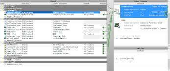 Output Jobs Are Configured As An OutJob File Giving You Full Control Over Print Based