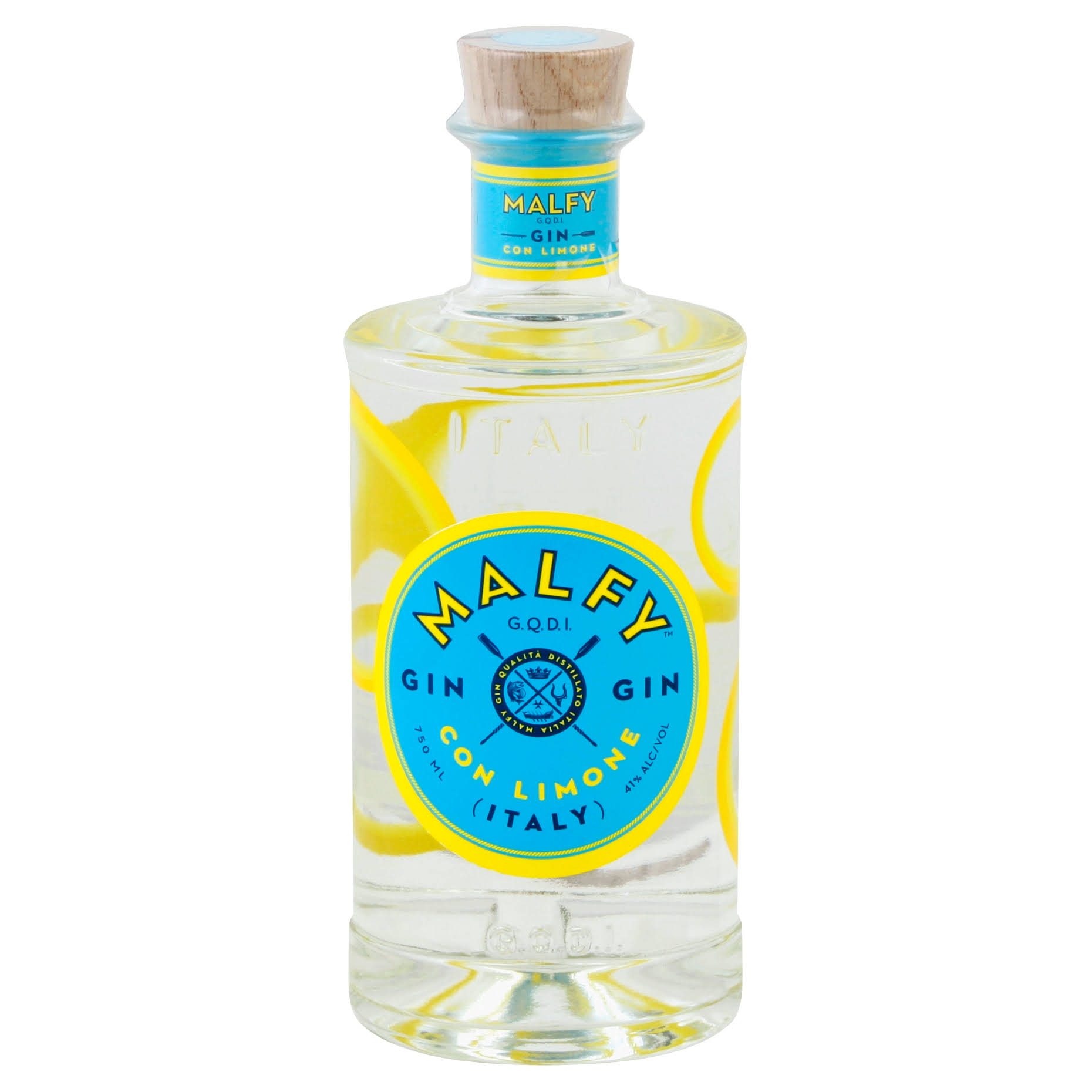 Malfy Gin - Lemon, 750ml