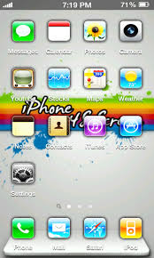 Free iPhone 4S Screen APK Download For Android