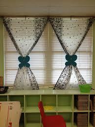 Curtain Clipart Classroom Window 10