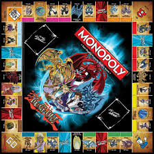 Strongest Yugioh Deck Ever by Amazon Com Monopoly Yu Gi Oh Edition Board Game Toys U0026 Games