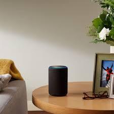 Echo Plus 2 Generation Mit Premiumklang Und Integriertem Smart HomeHub Stoff Anthrazit