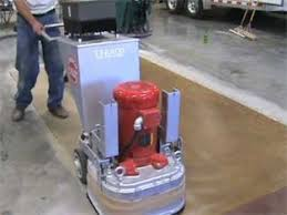 Rotary Terrazzo Grinder Commonly Used To Install And Finish Floors
