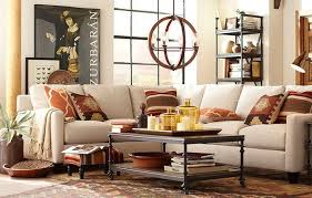 Rustic Living Room Design Birch Lane