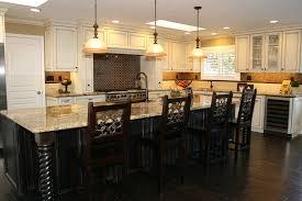 Full Size Of Kitchen Ideaselegant Modern Dark Furniture Black Color Painted Oak