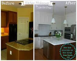 Before After Kitchen Makeover Ideas And Pictures