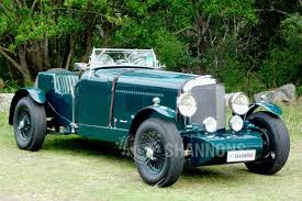 100 Bentleys On 27 Austin Blower Bentley Replica Auctions Lot Shannons
