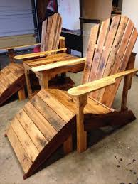 Pallet Adirondack Chair Plans by Adirondack Chair Footstool Plans Hats Off America