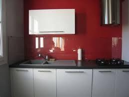 credence cuisine en verre charming barre de credence cuisine 4 etag232re en verre pour