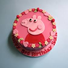 Peppa Pig Pumpkin Carving Ideas by Peppa Pig Birthday Cake For Lovely Kids Awesome Birthday