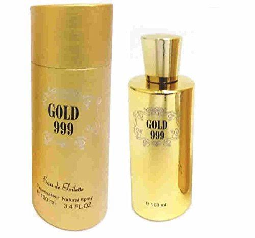 Saffron Gold 999 Mens Perfume Eau de Toilette Spray