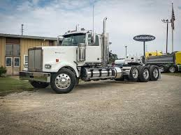 2008 WESTERN STAR 4900EX TRI-AXLE DAYCAB FOR SALE #575304