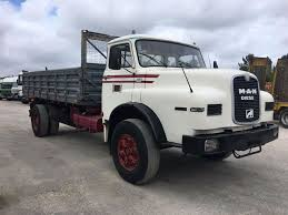 MAN 16.240 Long Nose Dump Trucks For Sale, Tipper Truck, Dumper ...