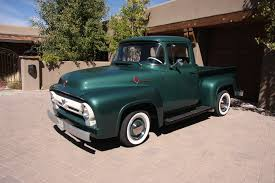1956 Ford F100 001 « Jim Hailey's Classic Cars