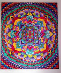 Creating Mandalas Art Therapy Are Archetypal Images Used
