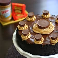 Peanut Butter Cup Cheesecake Deliciously Declassified