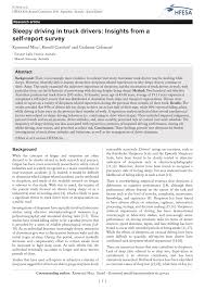 PDF) Sleepy Driving In Truck Drivers: Insights From A Self-report Survey Are Mexican Trucks And Drivers Safe On Us Roads Talking Tirepass 3 Ways For Truck To Report Unsafe Trucking Companies The Autonomous Trucking Report How Selfdriving Technology Is Howto Cdl School 700 Driving Job In 2 Years Untitled Race Flash Truck And Bus Race Innovations Region Of Ottawacarleton Rgion Dottawacarleton Rapport Forestbucker Web Service Inventory Truck Accident Report Form Cerunicaaslcom