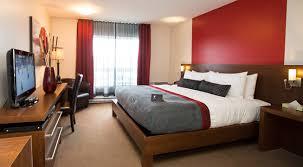 chambre d hotel chambres d hôtel tendance à gatineau hôtel 4 étoiles